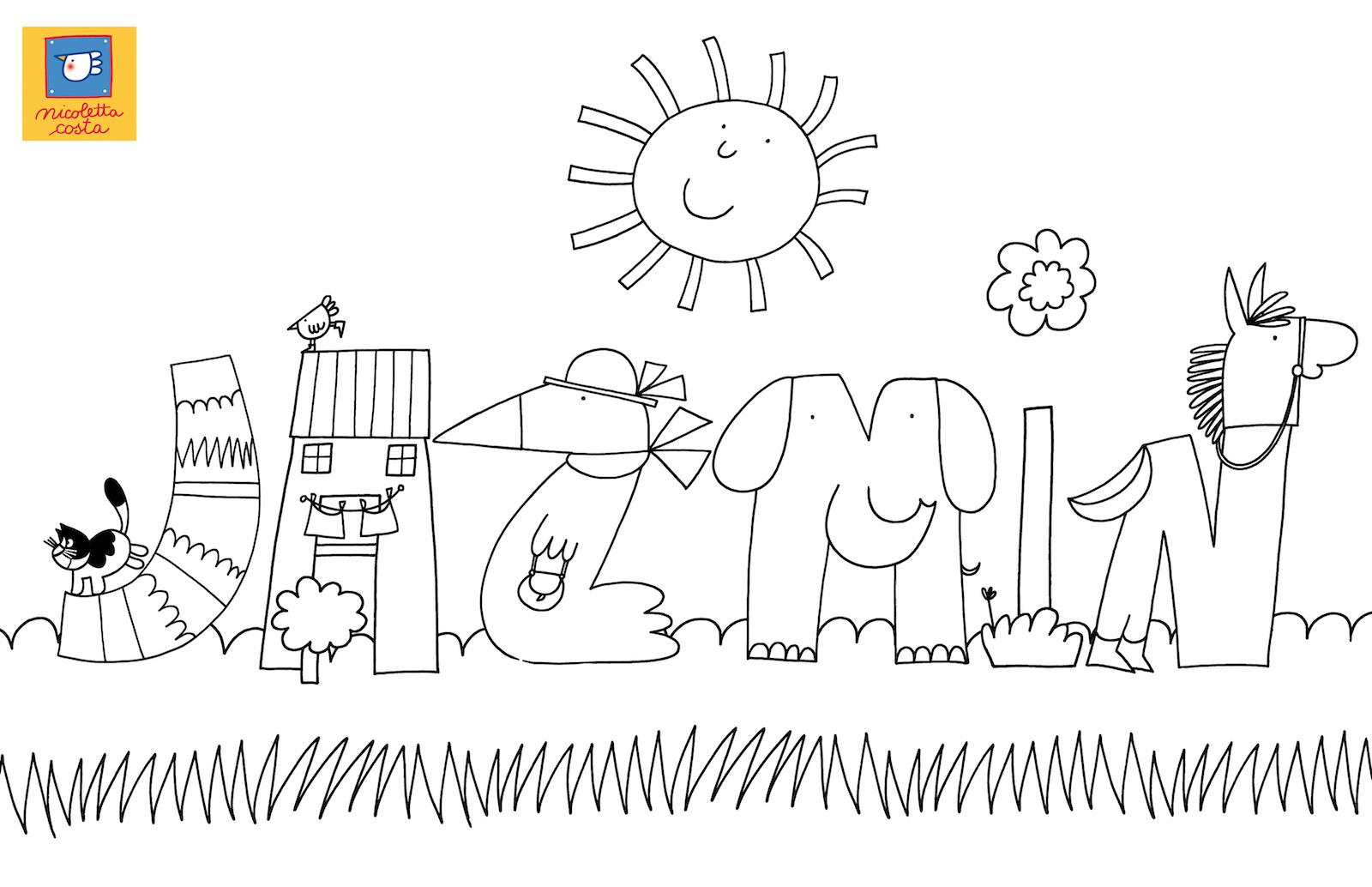 Lettere Alfabeto Da Copiare lettere alfabeto per bambini da colorare – ardusat